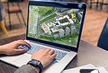 澳門城市大學-3D地圖 220pxX150px